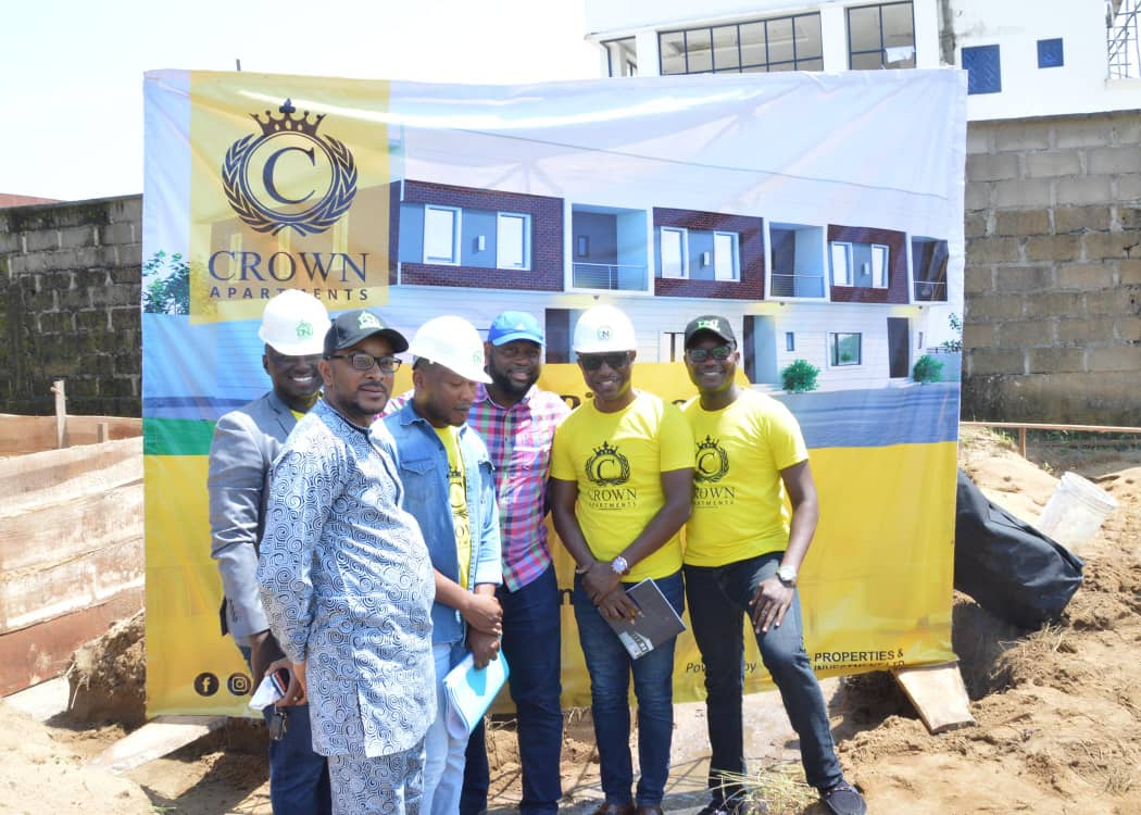 Launch of Crown Apartments